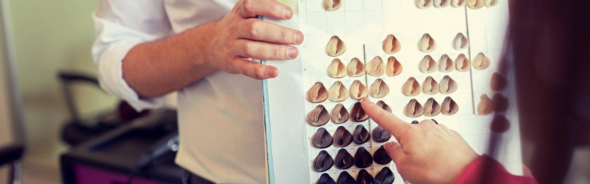 Casa del parrucchiere a Lecco ed Oggiono