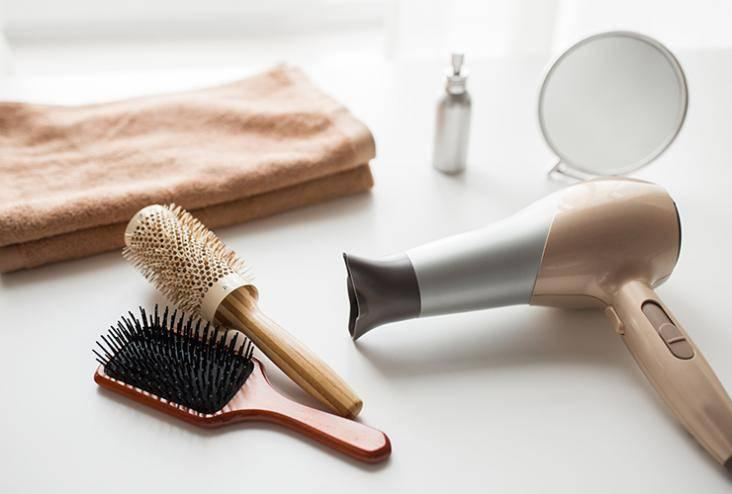 Attrezzature per i professionisti dei capelli